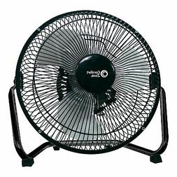 Comfort Zone 9 Inch 3 Speed Portable High Velocity Air Cooli