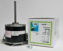 Air Conditioner Condenser Fan Motor 1/4 HP 230 Volts 825 RPM