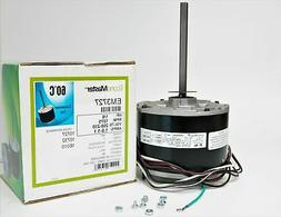 Air Conditioner Condenser Fan Motor 1/6 HP 230 Volts 1075 RP