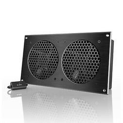 """AC Infinity AIRPLATE S7, Quiet Cooling Fan System 12"""" with S"""