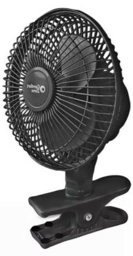clip on electric fan with base 6