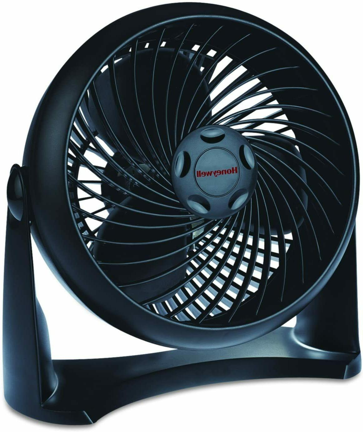 Honeywell HT-900 TurboForce Air Circulator Fan Black Speed S