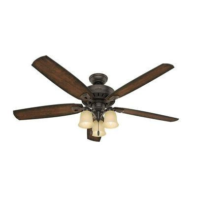 rockledge 60 inch ceiling fan with 3