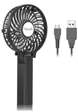 Mini Handheld Fan Battery Operated, Personal Portable Travel