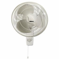 Lasko Rotary And Pull Cord  Controls 3-Speed Whisper Quiet O